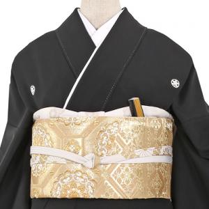 総刺繍黒留袖レンタル0910-M帯,総刺繍,留袖レンタル,安い,相場,結婚式,貸衣装,着付け,美容室