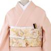 本加賀友禅の色留袖で結婚式に人気のレンタル